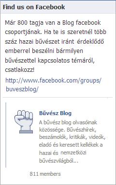 Catlakozz a blog Facebook csoportjához!
