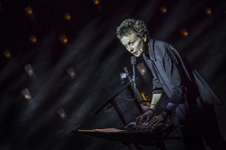 Laurie Anderson © Kotschy Gábor