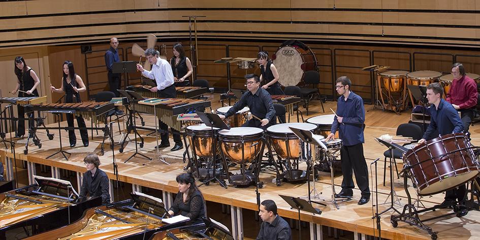 Az Amadinda és a Ju Percussion Group © Posztós János
