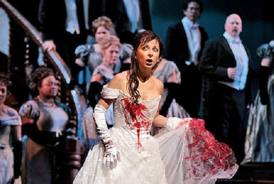 lucia di lammermoor dessay A reprise of 2009's production with cast changes, including natalie dessay and joseph calleja donizetti: lucia di lammermoor  3h.