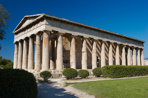 the significance of the parthenon essay