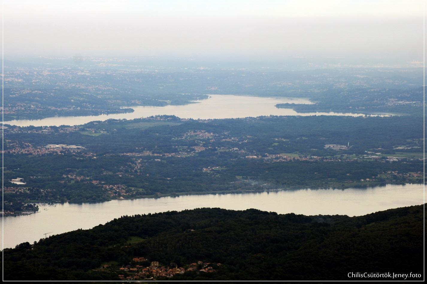 Ezer tó vidéke