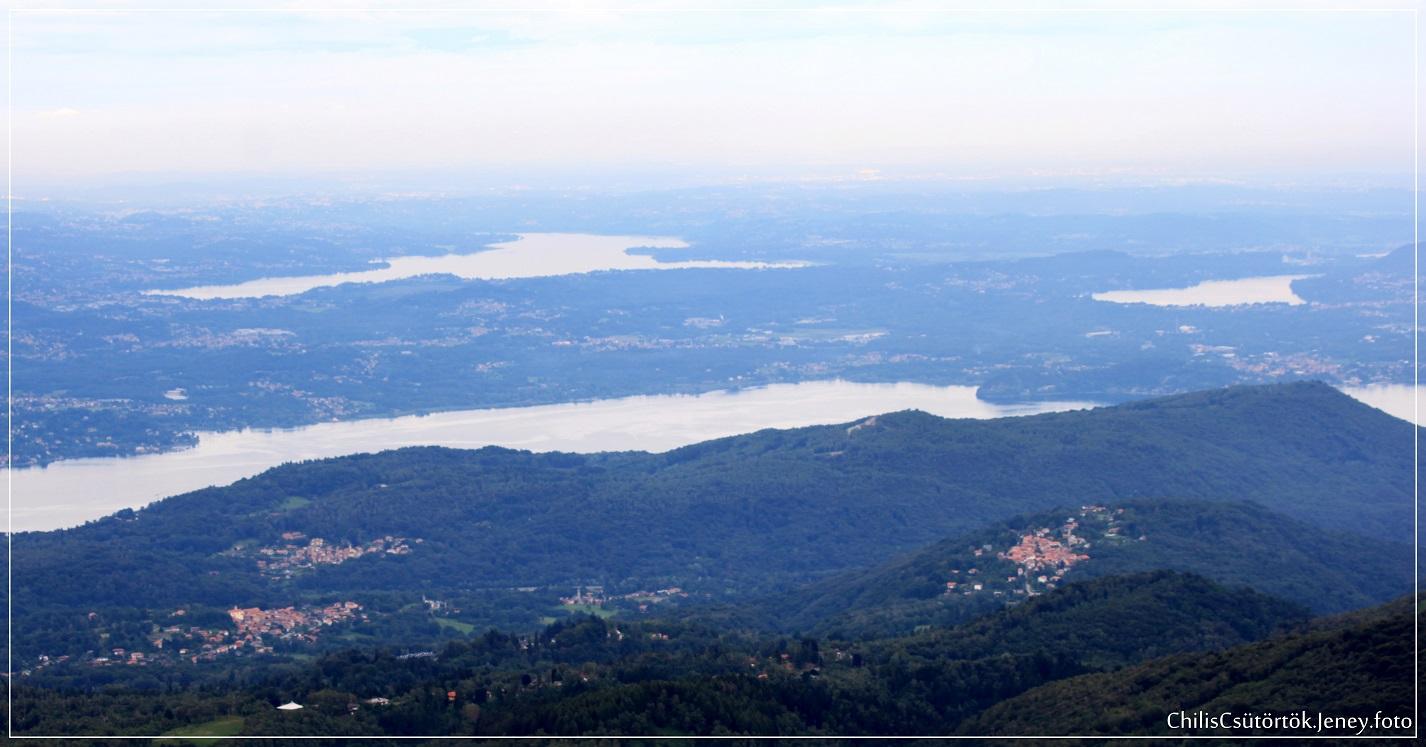 Maggiore, Varese, Monate