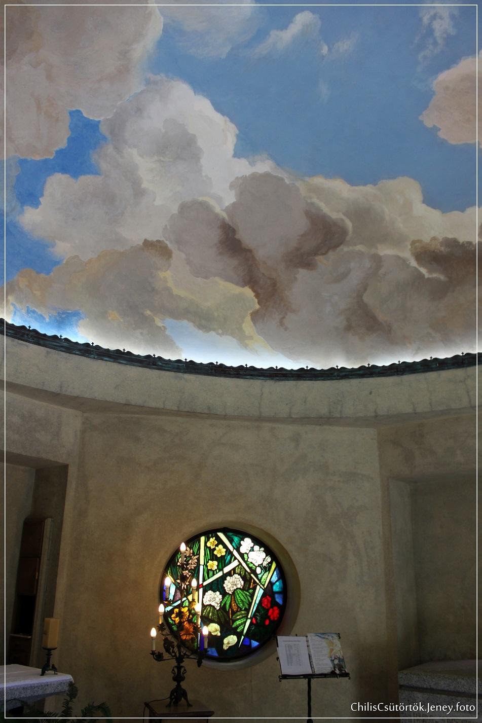 Égszín kápolna