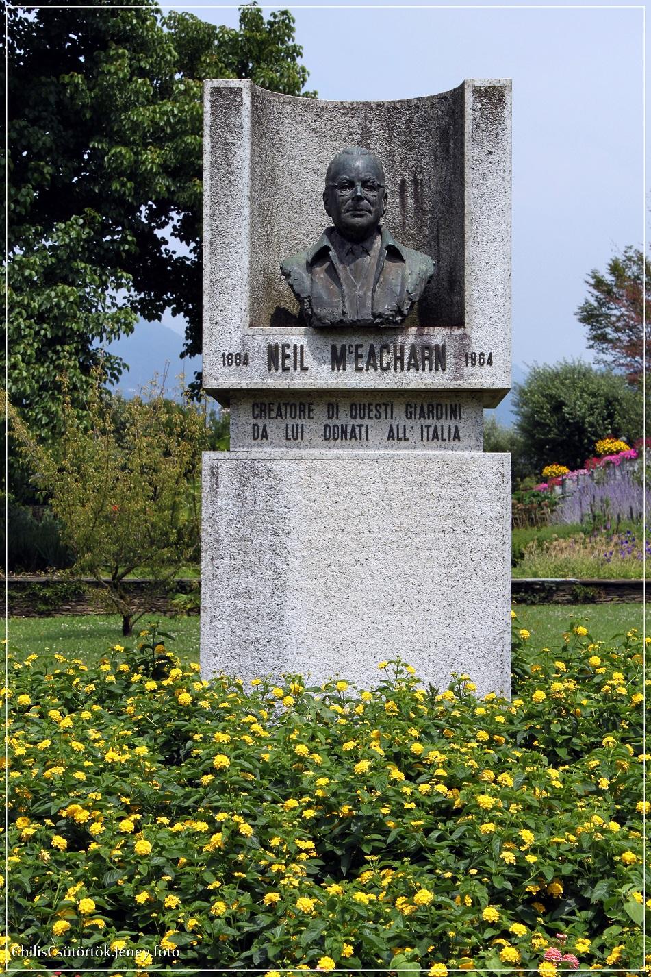 Neil McEacharn