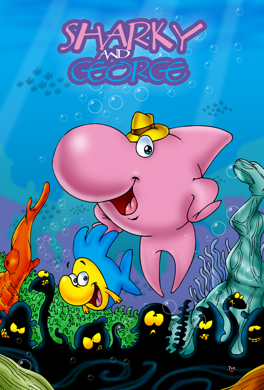 Sharky_and_george_by_themico.jpg