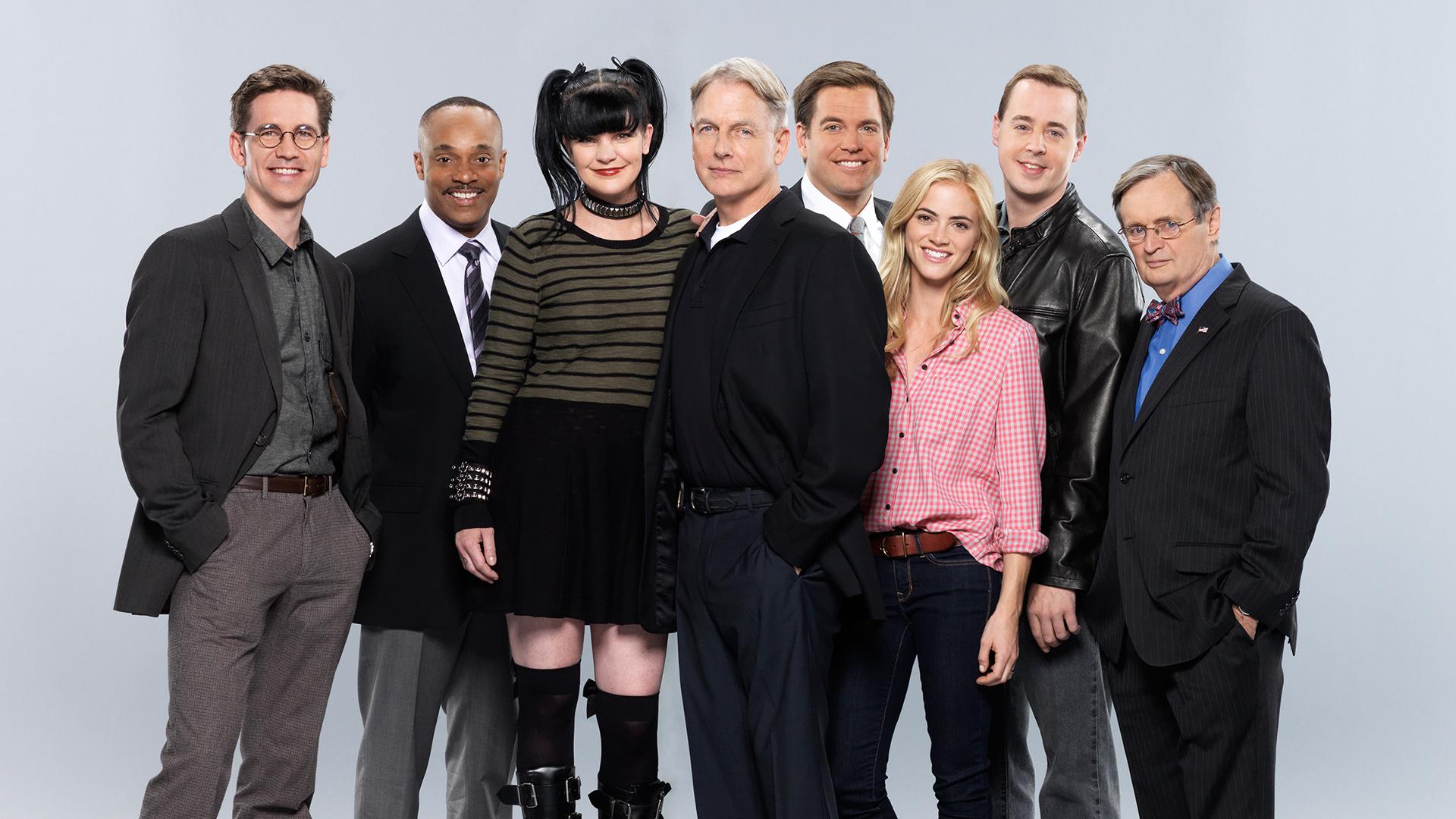 ncis tv series cast - photo #1