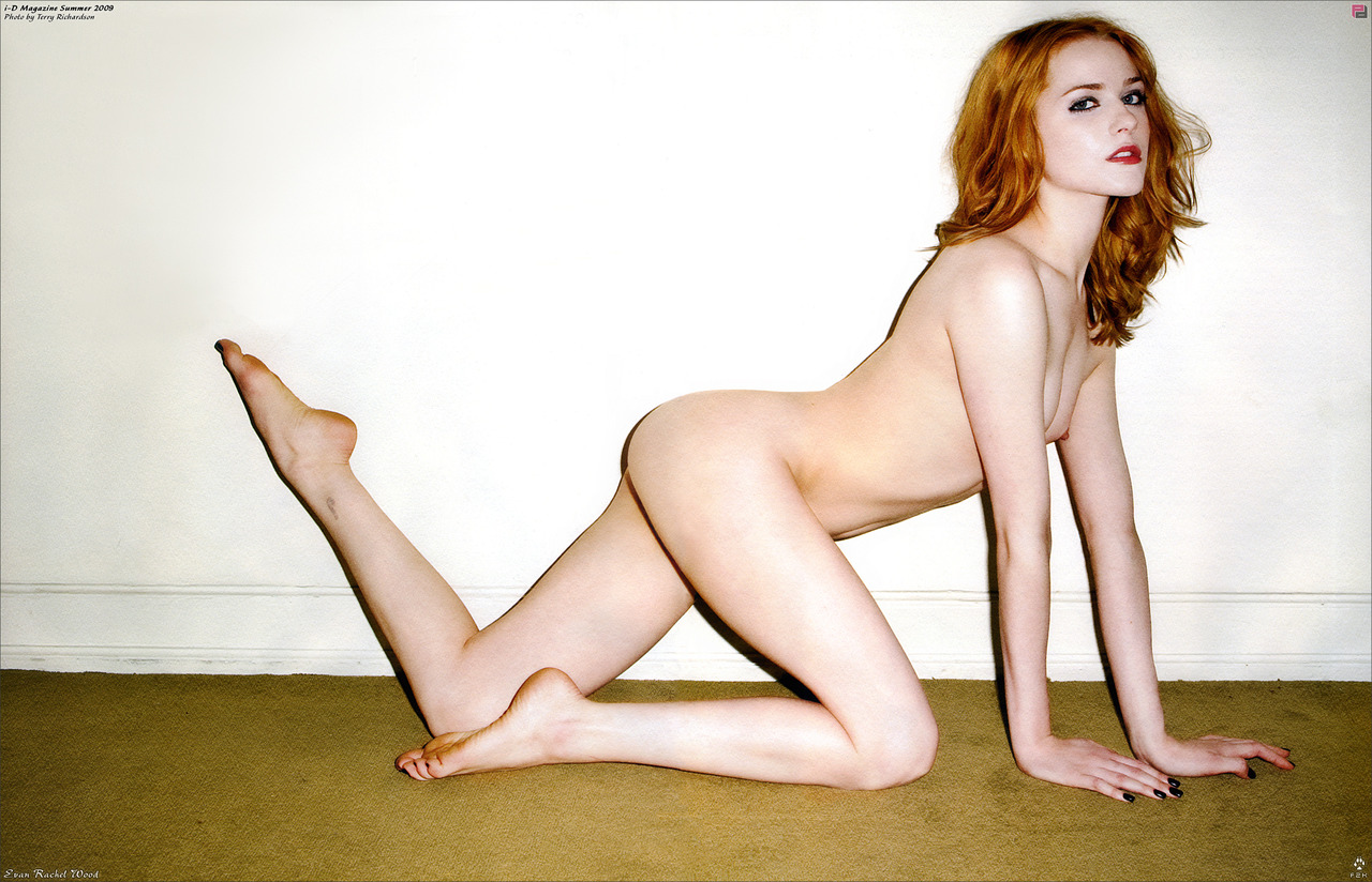 Evan Rachel Wood photographed by Terry Richardson for i-D, August 2009.jpg