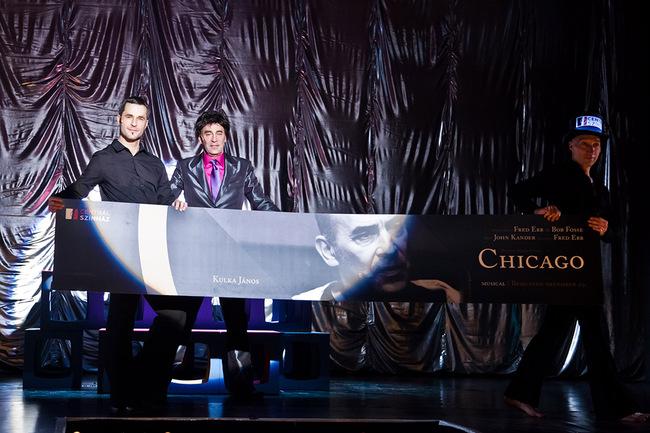 Chicagói sikk és árulás a színpadon