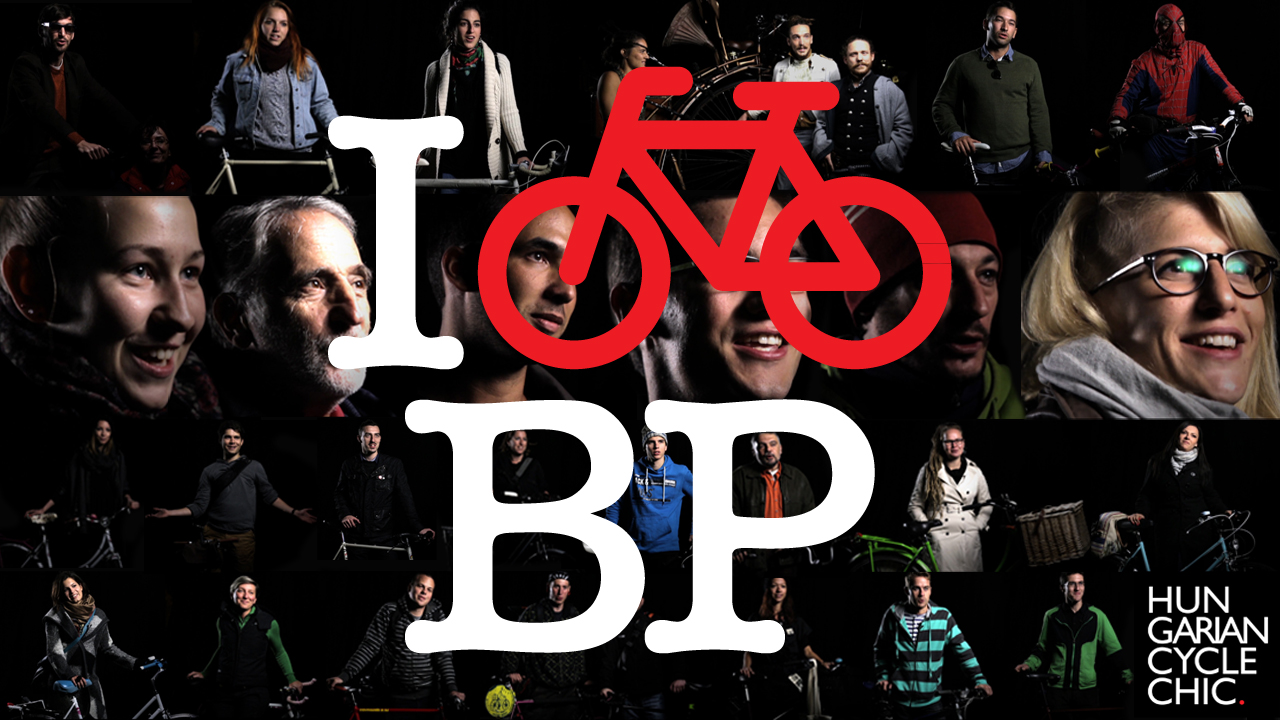 I bike Budapest: Milyen Budapesten biciklizni?