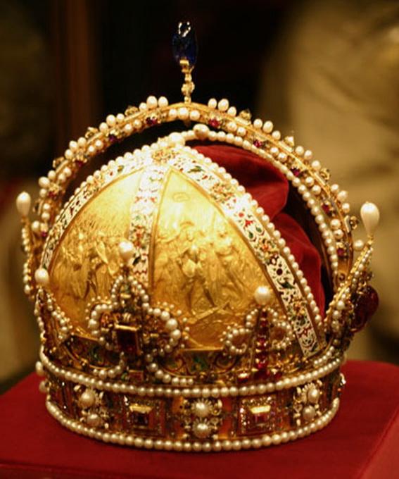 Az osztrák császári korona