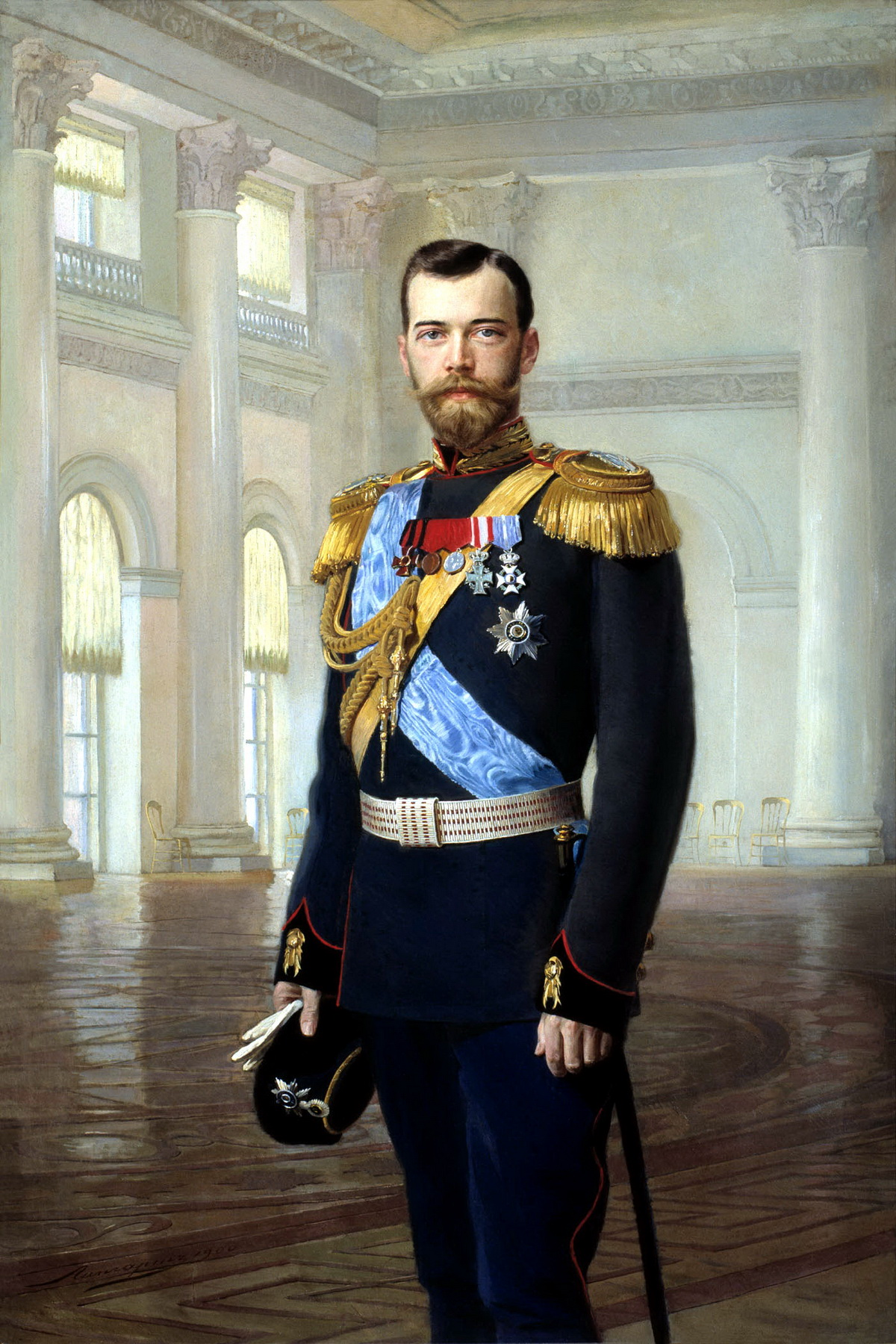II. Miklós, az utolsó orosz cár