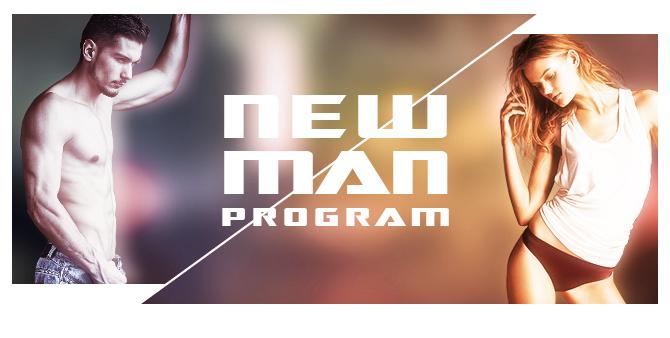 New Man Program - Dénes 89. nap