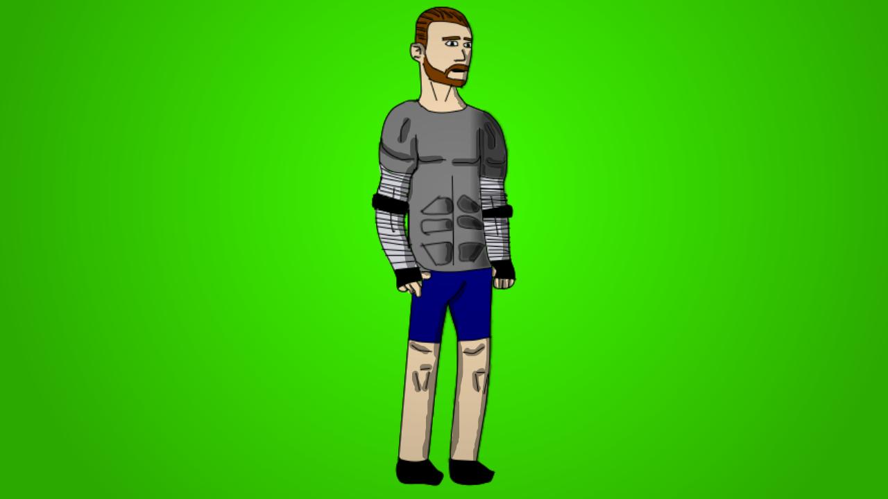 CM Punk zöld íjász.png