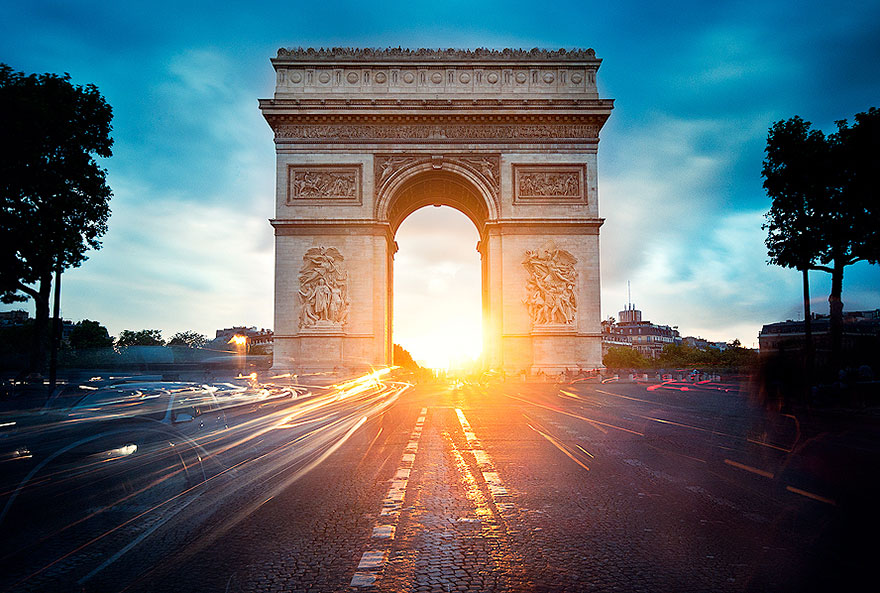 A párizsi Diadalív