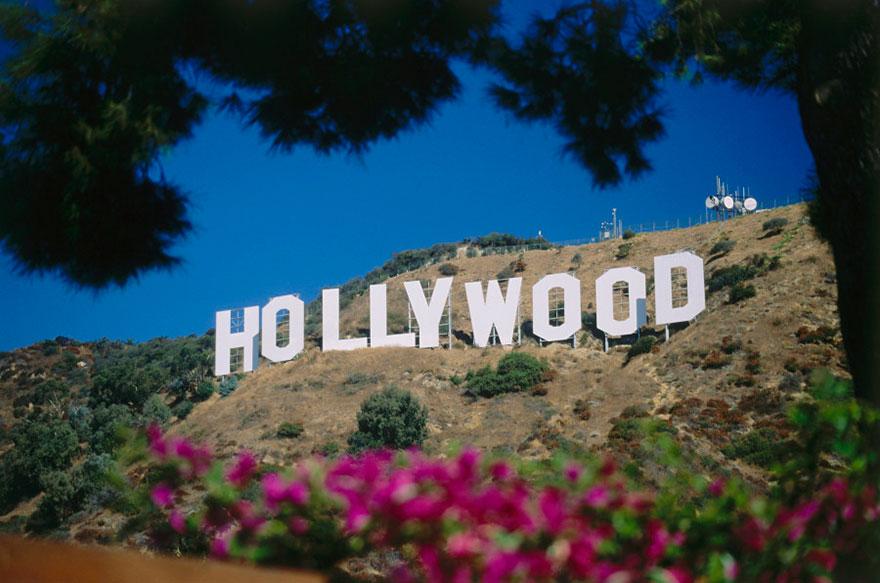 Hollywood felirat