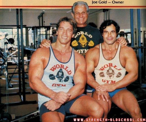 Arnold terme és kúrája - a valóság - BodyBuilder Gym