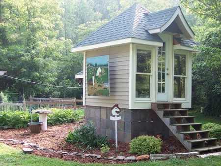 Ez már igazán mini ház