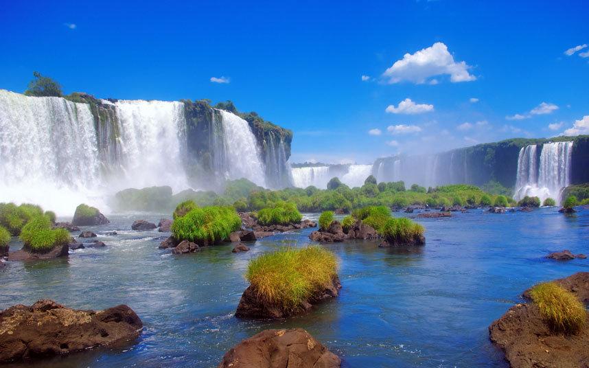 Iguassu, Brazília és Argentína