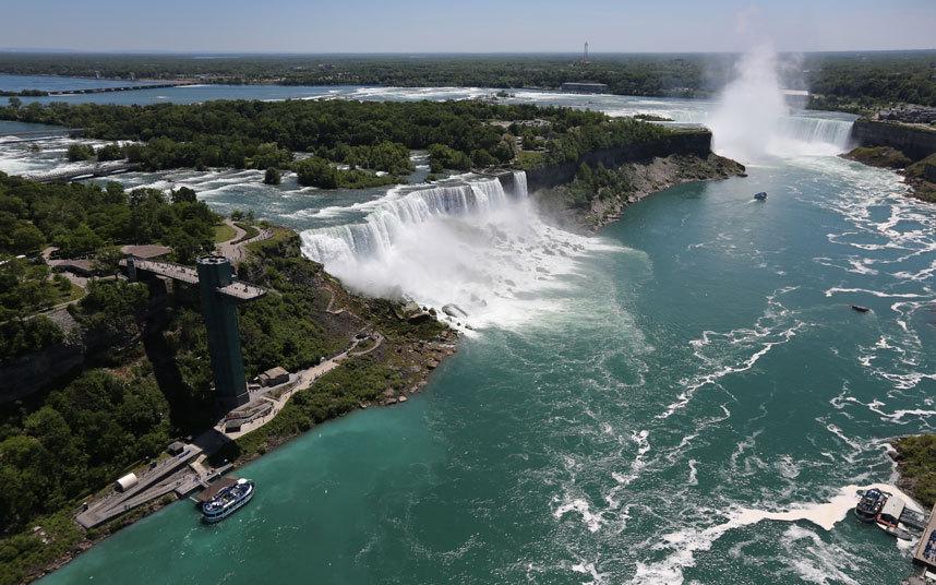 Niagara, USA és Kanada