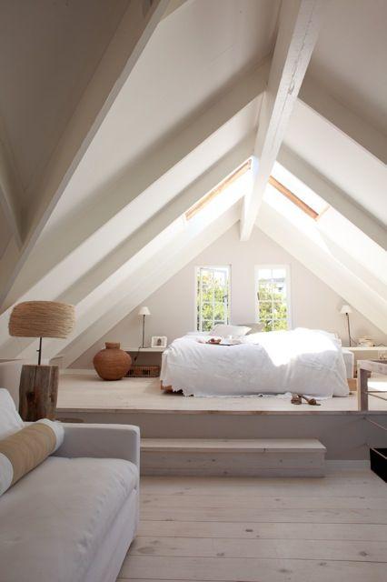 Irány a tetőtér! - Interiors