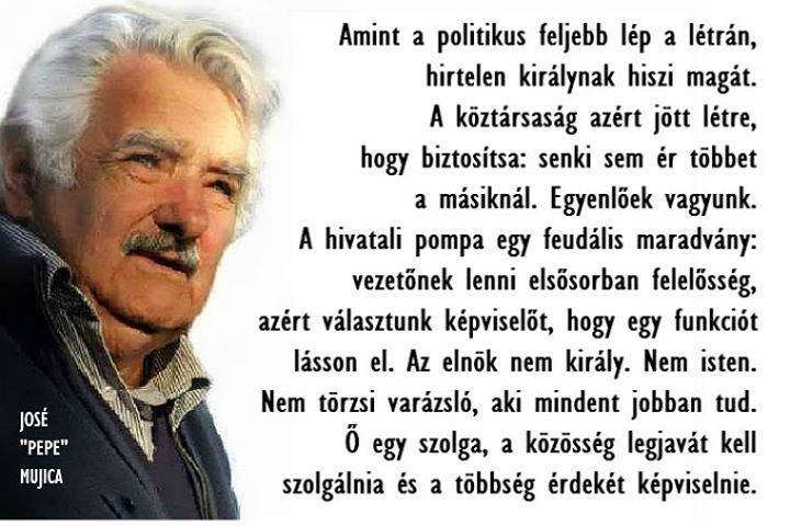 Valódi politikus