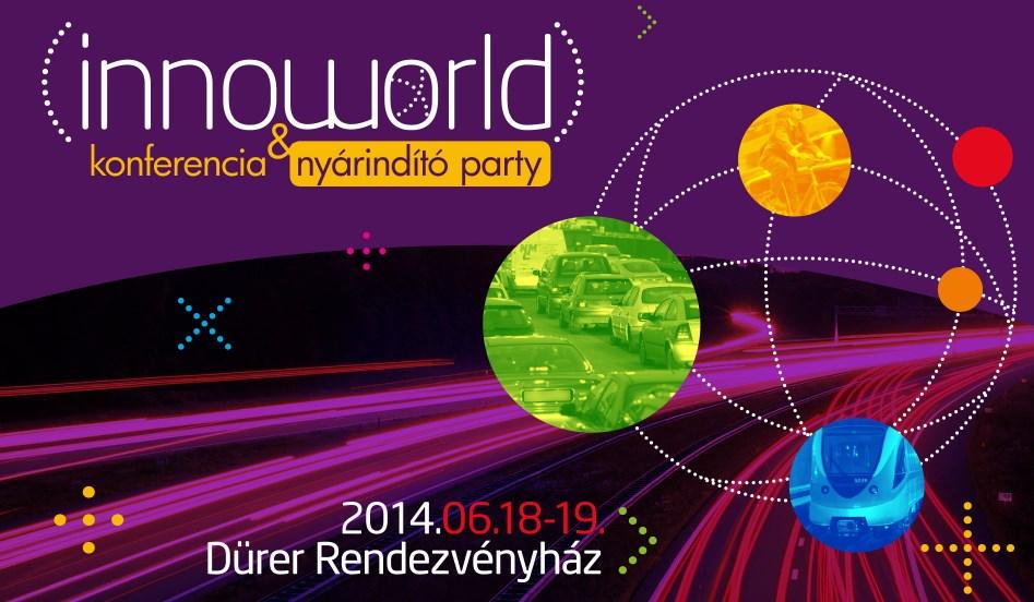 InnoWorld konferencia és nyárindító party