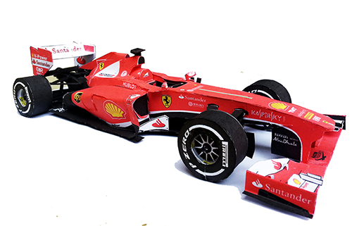 f1 paper F1 from paper i've been building f1 models since i was 10 this is not just a hobby, it's my passion over the years, my technique has developed - and i want to share this world with you.