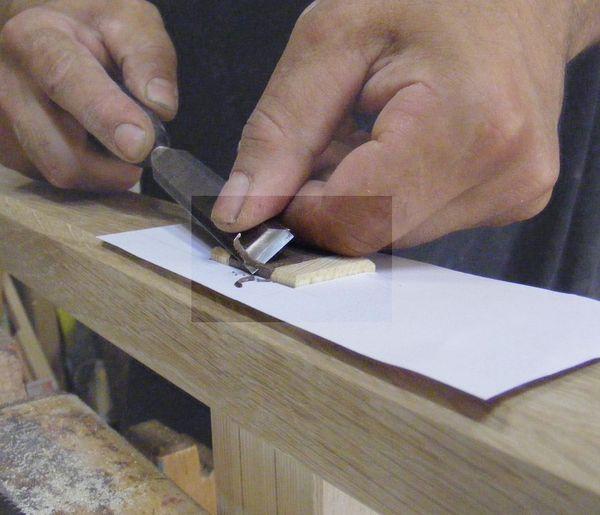 kézműves bútor