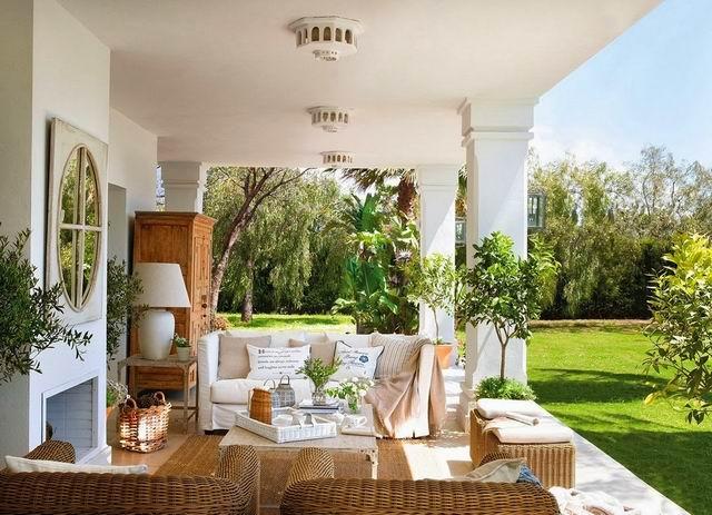 Gyönyörű spanyol vidéki házak, meg egyebek