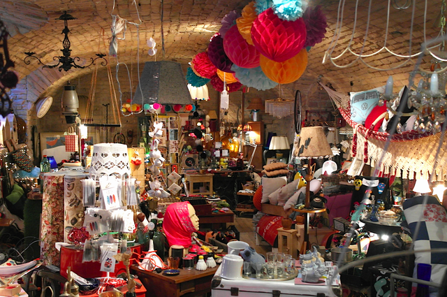 Varázslatos csodák boltja: Szimpla Design Shop