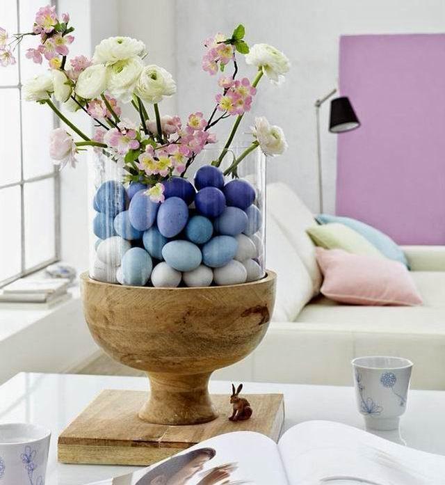 Húsvét pasztellben: a legszebb tojások és dekorációk