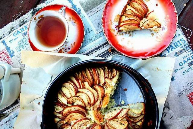 {Gourmet} Süssünk olasz- és francia almás pitét