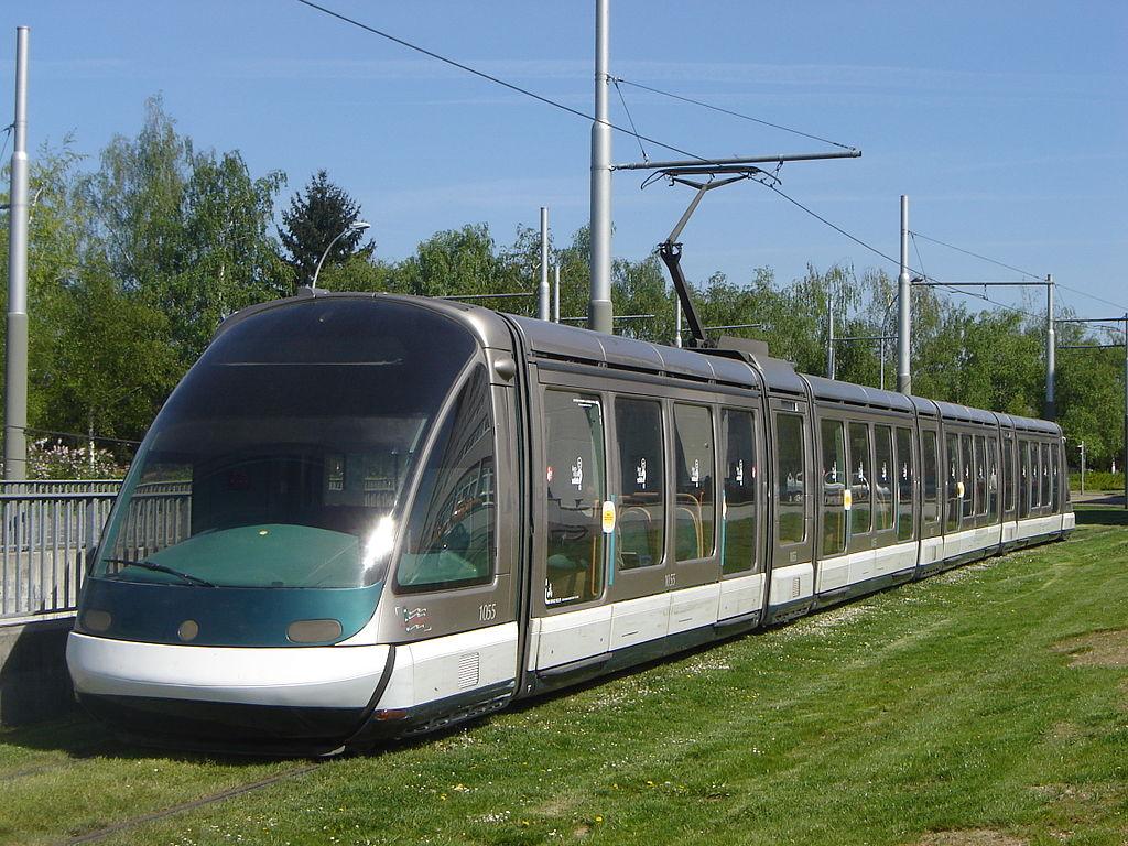 strasbourg Eurotram.JPG