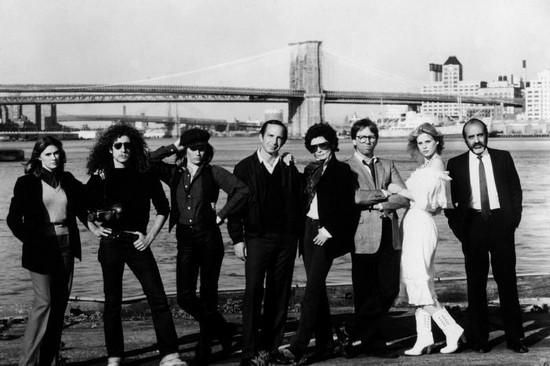 1981 They all laughed - Todos rieron (Colleen Camp, Blaine Novak, Patti Hansen, Ben Gazzara, Audrey Hepburn, John Ritter, Dorothy Stratten, George Morfogen) 01.jpg