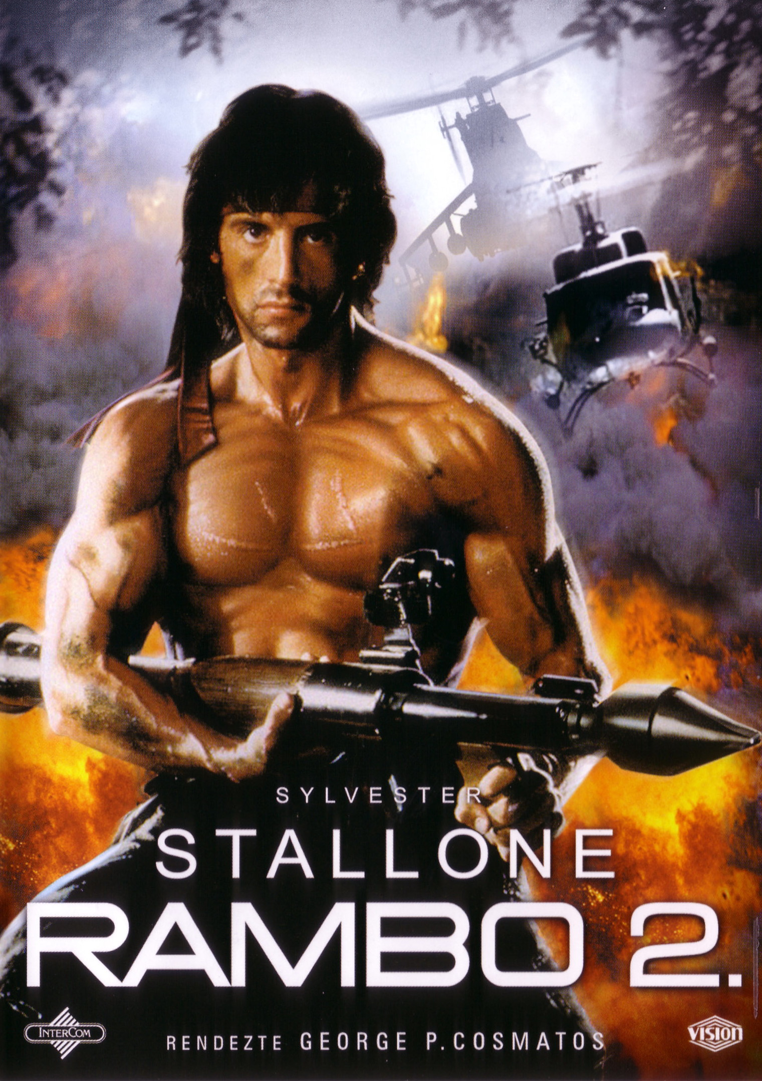 Quotes From Rambo 2 Quotesgram