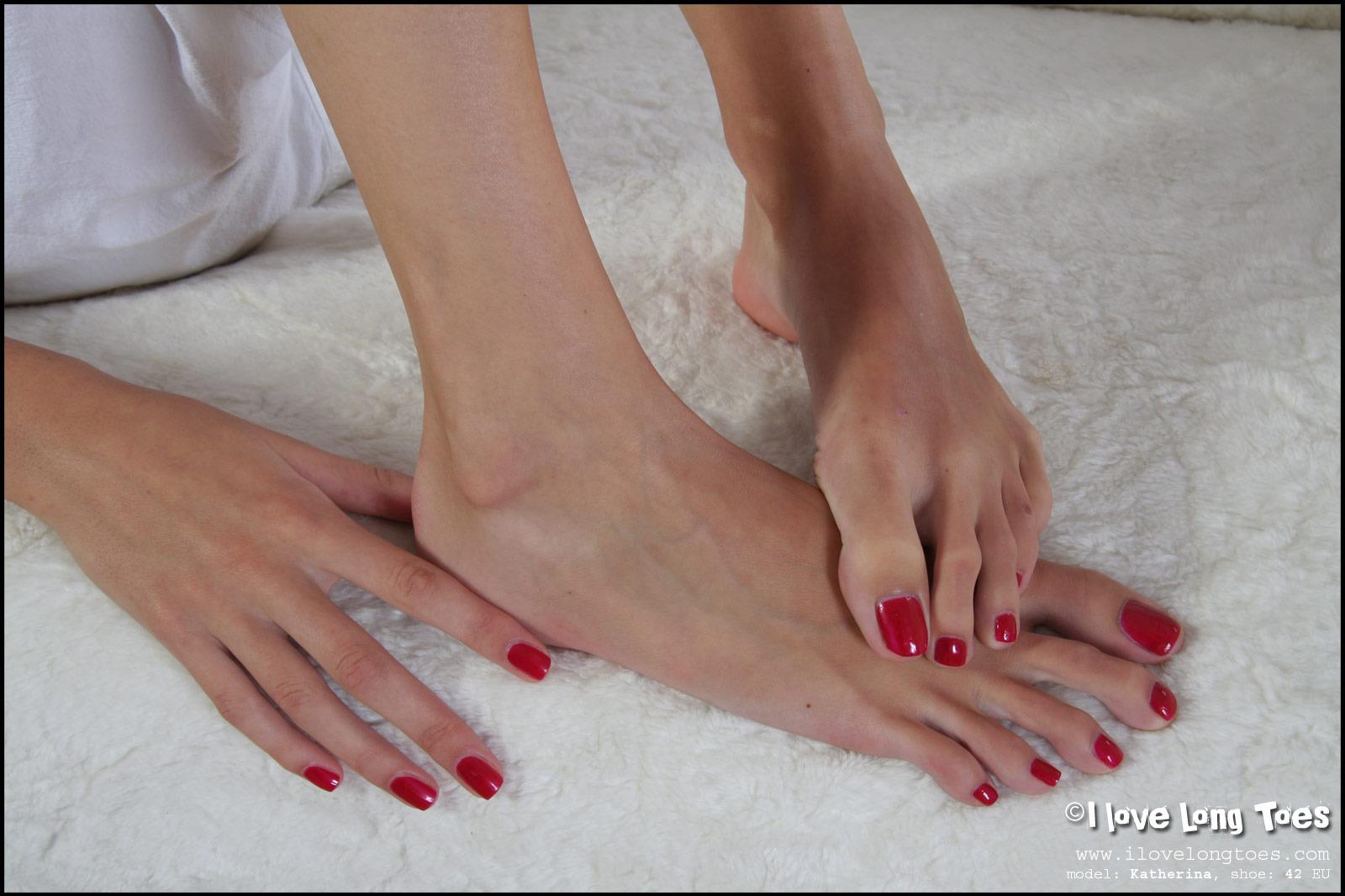 Hosszú lábujjak