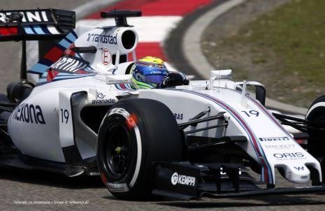 Massa F1-es pályafutásának legjobb formájában van