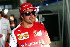 F1 Alonso volt a leggyorsabb a Kínai Nagydíj első edzésén