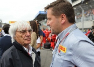 F1 Ecclestone helyére tíz kicsi Ecclestone kellene - véli a Pirelli főnöke