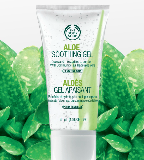 The Body Shop Aloe Soothing Gel $24.90 b.png