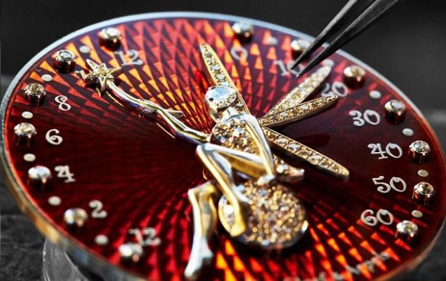 Luxus és extravagáns órák Gazdagisztán