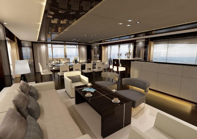 A Jacht Ami Szebb Mint Egy Luxushotel Gazdagisztn