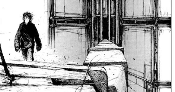 Tsutomu Nihei [Mangaka] Blame06