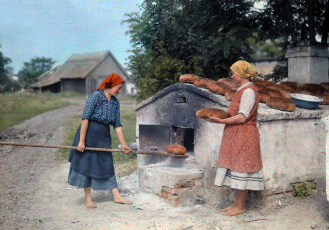 Beautiful Color Photos of Hungary in The Early of 1930s (16).jpg