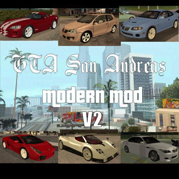 Существует Modern Mod для GTA Vice City, но мало кто знает, что есть