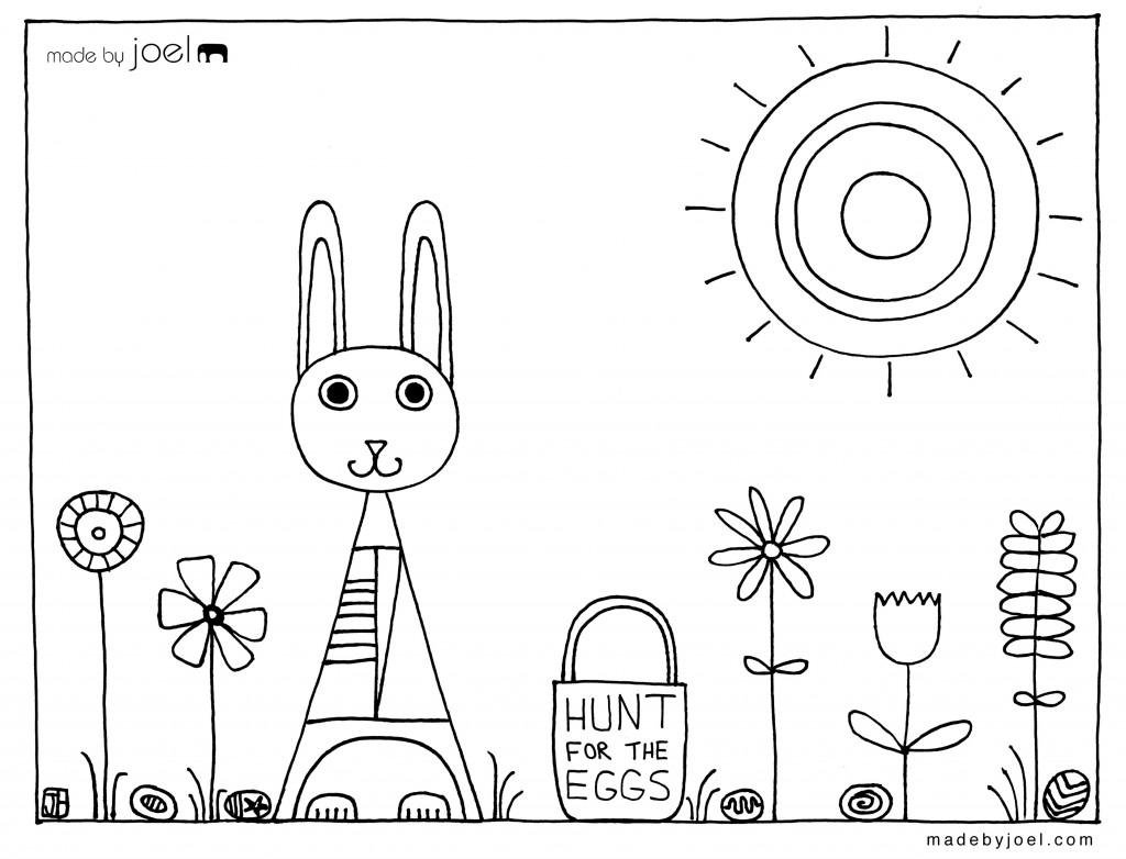 Húsvéti Színezők, Papírbabák