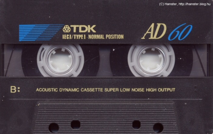 Ex Condition Audio-/video-leermedien Hell Used Audio Cassette Tdk Sa 90 Rare From 1992