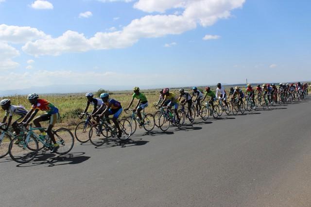 Bár Etiópia a futásban teljesít a legjobban, egyre népszerűbb sport a biciklizés.jpg