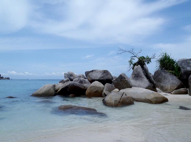 Perhentian sziget partjai